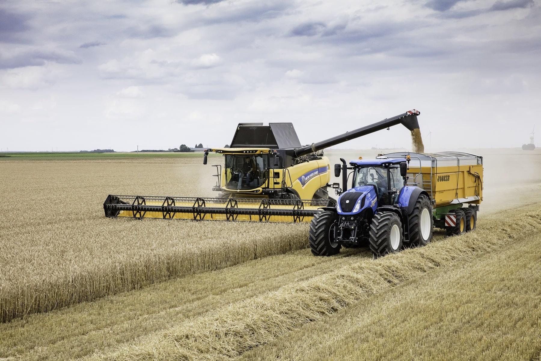 Mistral : l erp des concessionnaires agricoles